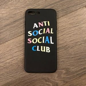 Anti Social Social Club IPhone 7/8 Plus Case